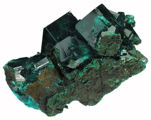 Dioptase from the Congo by The Arkenstone