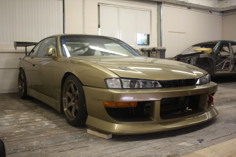 One of the greatest S14s ever imo.