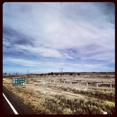 On The Road (Taken with Instagram)