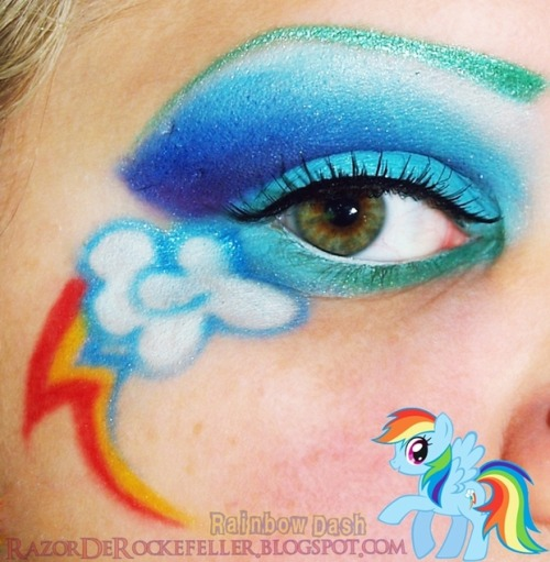 My Little Pony Friendship is Magic - Rainbow Dash