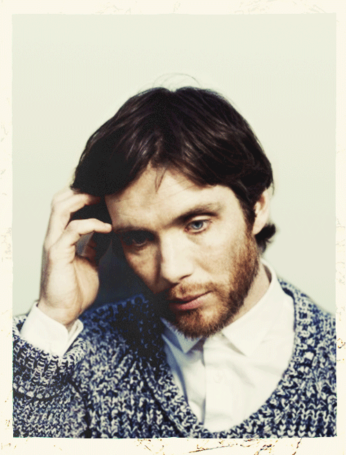 Cillian Murphy shows up looking like he's in disguise. For a start, that beard: tufty and reddish, like he's been on a desert island for a month. He is not willowy, as he comes across on-screen, but wiry and compact, five-foot-six at a guess. He is also wearing Ray Bans, which he keeps on for almost all of our interview — a crime, given those plunge-pool eyes of his. But he prefers not to be recognised. 'Poor man,' he says, of Robert Pattinson and his screaming fans. 'I wouldn't like that at all.' (X)