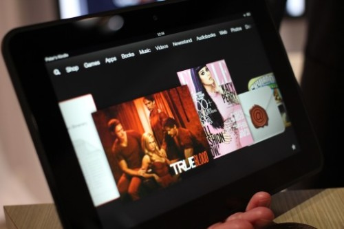 (via Hands On With The Amazon Kindle Fire HD)