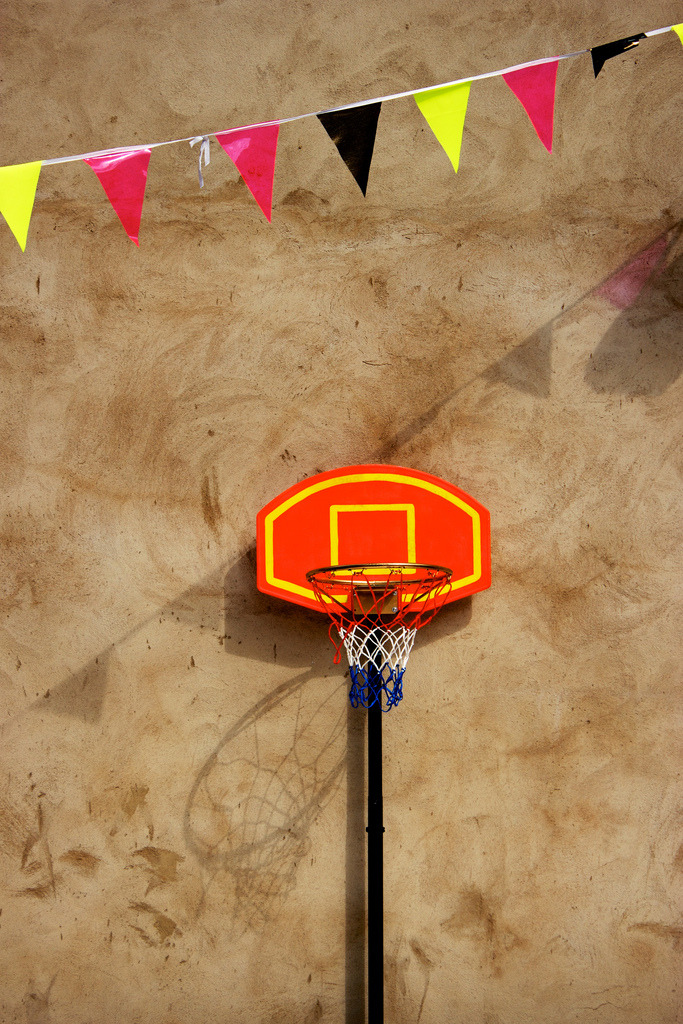 rknone:  Basketball (by futureshape)