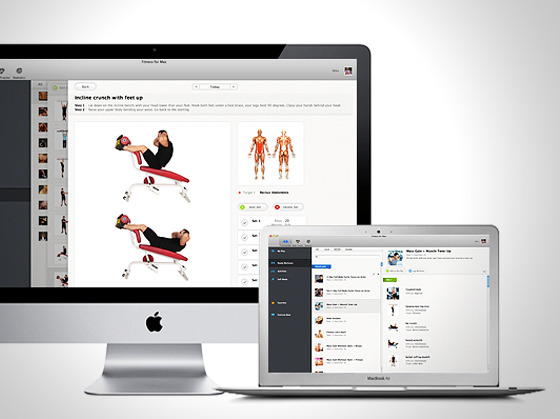 All-in Fitness for Mac.