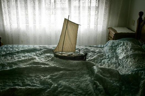 Sail away with me in my ship of dreams