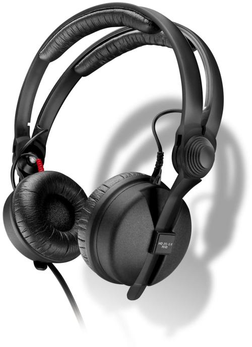 The humble Sennheiser HD-25. Beloved by sound-engineers, DJs, musicians and audio-enthusiasts worldwide. It's probably one of our favourite bits of equipment at Rubadub. They are insanely durable, every part is user-replaceable, they provide almost unparalleled isolation from outside noise and they sound tremendous. I think almost 90% (or more) of Rubadub staff own a pair, which speaks volumes, and if you only ever want to buy one pair of headphones for mixing records, for production, for the daily commute or, well, whatever really, then you need to own a pair of these.This little polemic was inspired by the fact that my HD-25s are now coming up for their fifteenth year and I thought it would be worth writing a wee tribute as a result.Buy your set here.