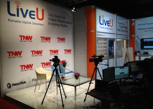 Today, you can expect interviews with the likes of Avid, Applicaster and Ruwido. We'll be tweeting from our main Twitter account — @thenextweb — each time an interview starts, but you can also drop into the live feed whenever you like. We'll also be showing the interviews you may have missed and reports from the show as the days go by. (via We're Live at Huge TV Tech Show IBC - Come Join Us)