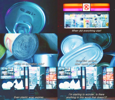Chungking express via endless-scenes
