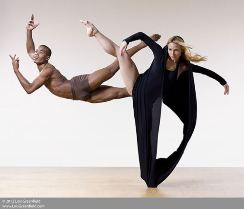 Dance photography by Lois Greenfield