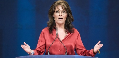 "theatlantic:  Even Sarah Palin Thinks We Should Ignore Sarah Palin  In his surprisingly punchy speech at the Democratic convention Thursday night, Senator John Kerry delivered this zinger: ""Folks, Sarah Palin said she could see Russia from Alaska. Mitt Romney talks like he's only seen Russia by watching Rocky IV."" Shortly thereafter on Fox News, Neil Cavuto asked Palin to respond. And it seems Palin is now in agreement with all the exasperated liberals who wish the political world would just ignore the former Alaska governor and onetime vice-presidential nominee: PALIN: I think he diminished himself by even mentioning my name. How does he even know my name?  [Image: Reuters]  You want us to ignore you, Sarah? Deal. Right after this post …"