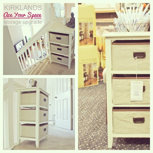 Blogger, compartment life, found the perfect solution for her storage needs at the right price, size, and style!