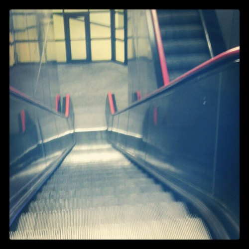 Red McCombs, why do we have to live in the dungeon? (Taken with Instagram at University Teaching Center (UTC))