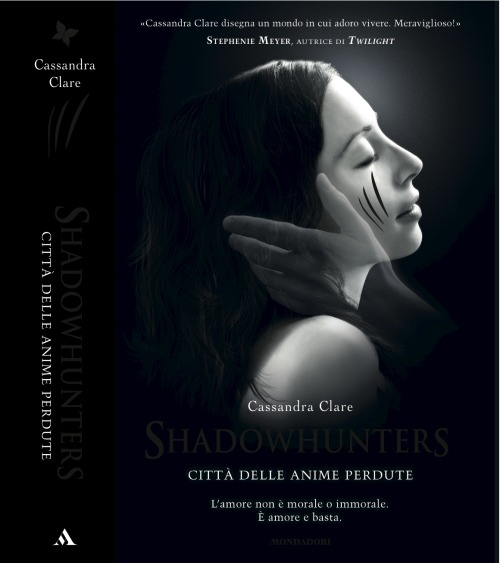City of Lost Souls: Italian cover