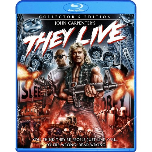 Woot They live is coming to Blu ray in November!!