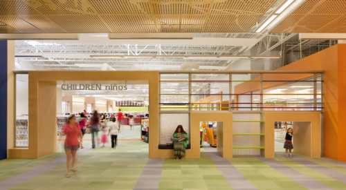 Big Box Store Has New Life As An Airy Public Library Finally! Something useful and inspiring to do with all those empty vacant buildings just sitting there abandoned. Click the picture to read more about the McAllen Library, whose previous life was that of rolled back prices.