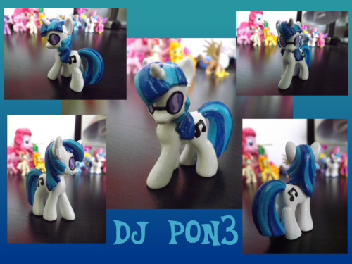 DJ Pon-3 blind bag by ~ScarleyKwinn http://fav.me/d5dwzc1