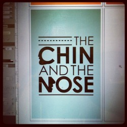 The adventures of the Chin and the Nose! (Taken with Instagram)
