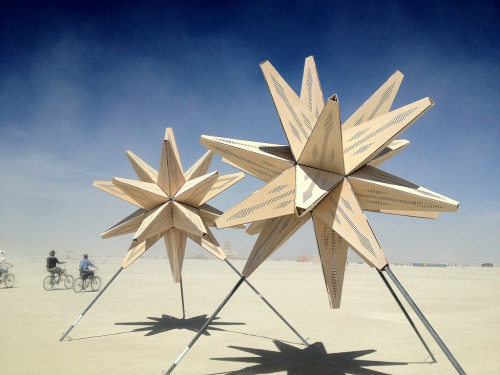 Burning Man 2012 (by arno gourdol)