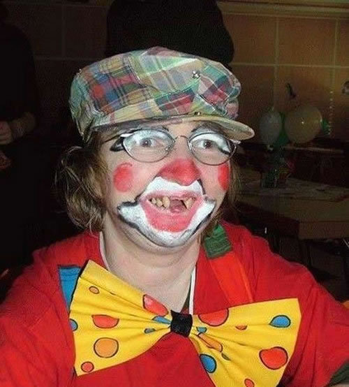 welll now im scared of clowns thanks………..