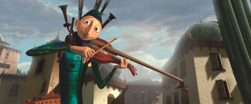 "disneypixar:  Pixar Shorts ""One Man Band,"" 2005"