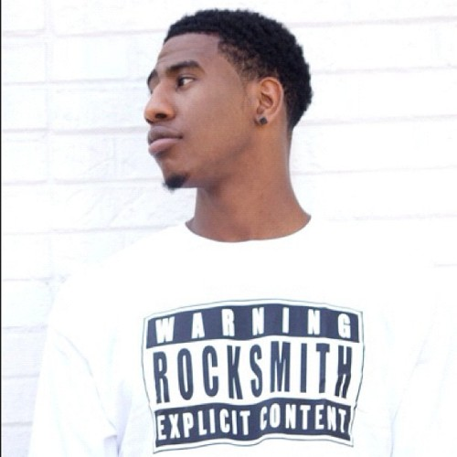 Iman Shumpert of the New York Knicks. #swagginrights #rocksmith #explicitlife (Taken with Instagram)