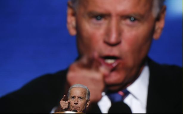 Um, Actually, What Your Crutch Word Literally Says About You  Joe Biden said literally quite literally a lot last night in his speech at the Democratic National Convention in Charlotte. […] Crutch words are those expressions we pepper throughout our language as verbal pauses, and sometimes as written ones, to give us time to think, to accentuate our meaning (even when we do so mistakenly), or just because these are the words that have somehow lodged in our brains and come out on our tongues the most, for whatever reason. Here's our list of frequently used crutches, and what your crutch of choice has to reveal about you:  Basically. You like to cut to the chase, to synopsize, to bring things down to old bottom line of what's really, truly important. You are always downsizing, cutting the clutter, throwing out a sweater for every new one you purchase. Um. You are not very good at giving speeches, and listening to you can be painful, but that doesn't mean you're not a very nice person. Honestly. The frequency with which you deploy this word is inversely related to the frequency with which you are actually honest.   Read more. [Image: Reuters]