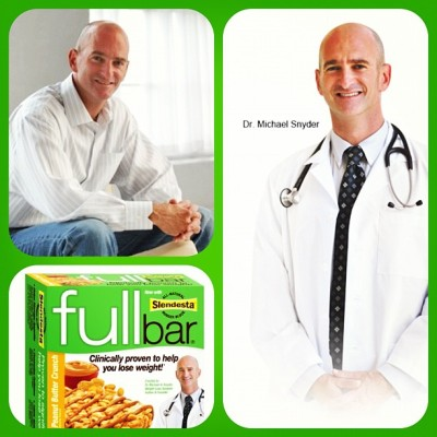 Dr. Michael Snyder and Fullbar! #weightloss #health #nutrition #GetFull #fullbar  (Taken with Instagram)