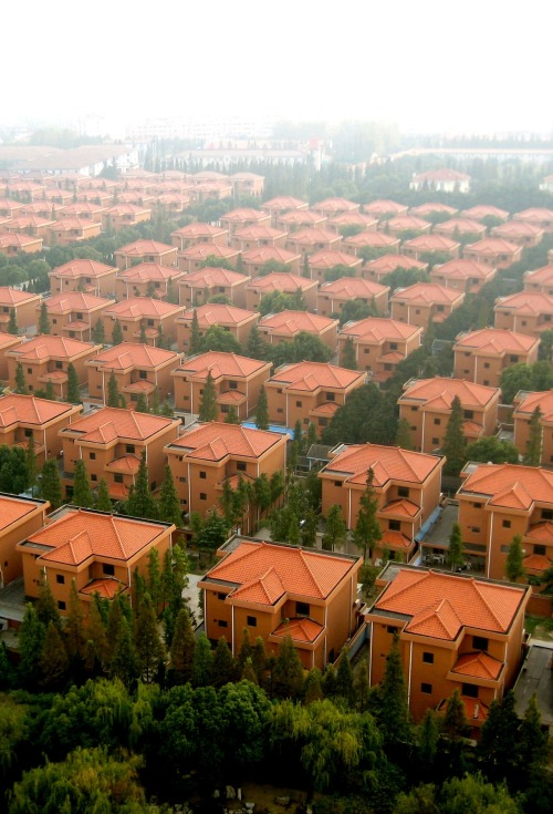 thevuas:  Houses in Huaxi Xun