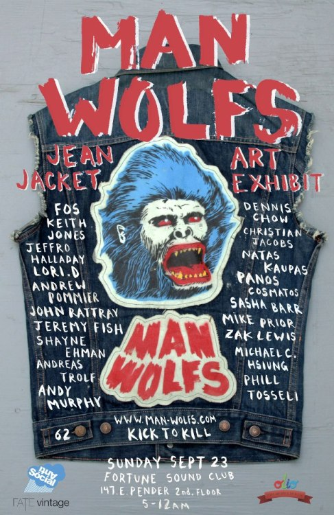 F - U uuuuuuuu - N  MAN Wolfs group show Andy murphy whaaat and Mike P. , Lori D. ,  J Fish , Keith Jones  , Shayne , Andrew , Jeffro gee golly couple favs in there …. Yeah Mister Adams mark your ol calender clear for Olio fest fun to be had and RAMPSOCIAL will be FUN FUN FUN meaning yes there will be a mini ramp in the back of the shop outside all weekend long, maybe a fun time contest , a kids jammer for sure and tunes and sun and skateboarding .SEPT 21st , 22nd and 23rd  Everybody heres to another sunny weekend   !!