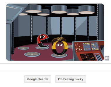 OMG! One of our favorite Google Doodles yet. Happy Friday!