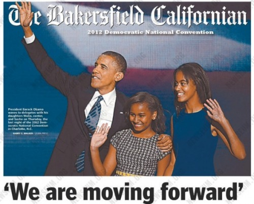 The Bakersfield Californian September 7, 2012