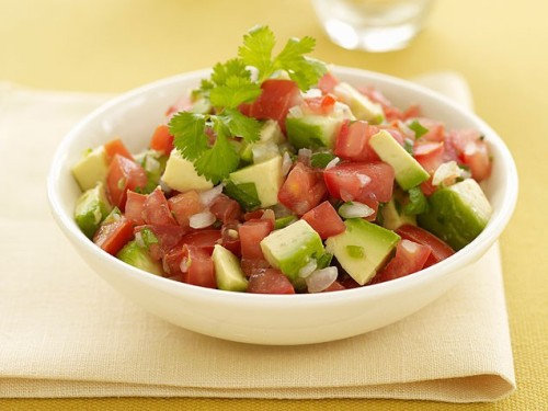 Gwyneth Paltrow's Pico de GalloLove fresh salsa? So does Gwyneth Paltrow! Try her fresh and tangy recipe. Get the recipe!