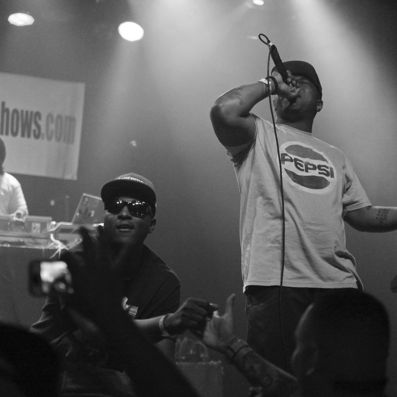 mariahsphotobox:  Tycity & Jaeson Green at Trees Dallas August 2012  Mariah Tyler  I loved photographing this show.