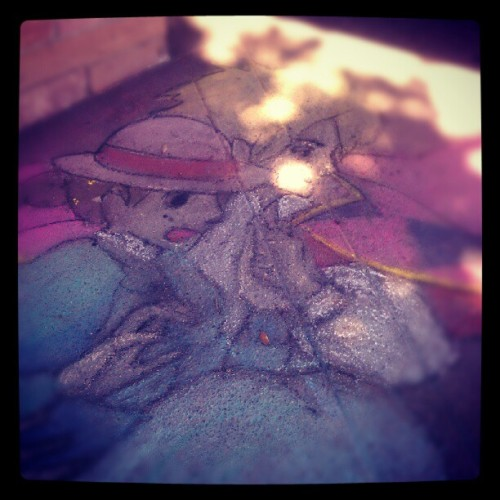 Sophie and Howl! (And lots of sunlight) #StudioGhibli (Taken with Instagram)