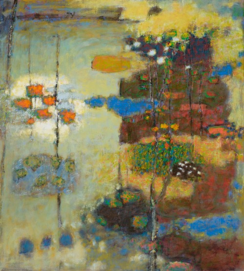 A New Day | oil on canvas | 40 x 36"