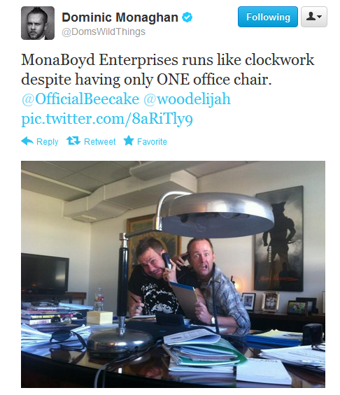 """MonaBoyd Enterprises."""