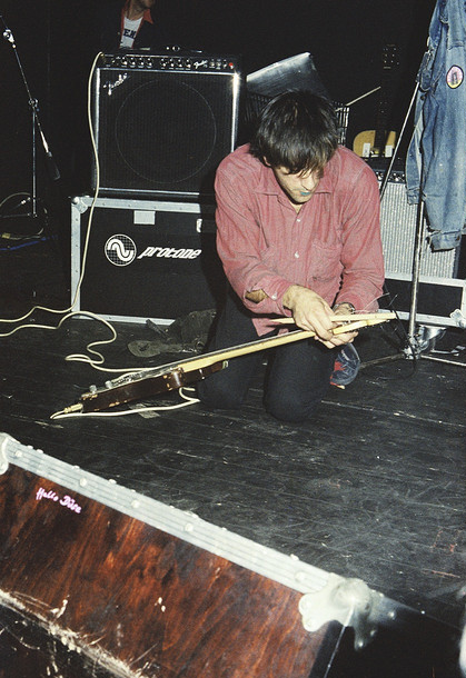 Lee Ranaldo (Hamburg, 1985)
