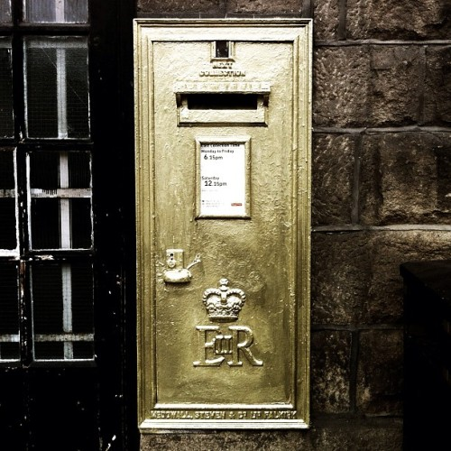 DisleyVillage_07092012 #paralympics #sarahstorey #london2012 #goldenpostbox #disley #ig #igers #igersuk #igersdisley #igersoftheday #iphoneonly #edit #unitedbyedit #teamgb  #iconic #blackwhitegold #bw #bnw #bw_porn #blackwhite #blacknwhite #blackandwhite #mono #monoart #monoporn #monochrome  (Taken with Instagram)