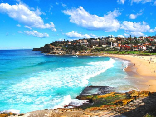 Bronte Beach, New South WalesUploaded by Anita Feiken Wolkowiski
