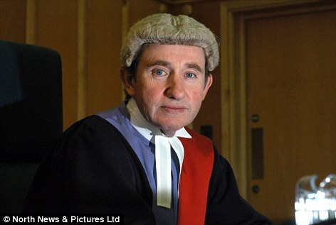 Judge Peter Bowers told Richard Rochford: 'It takes a huge amount of courage as far as I can see for someone to burgle someone else's house. I wouldn't have the nerve. Awarding burglars medals for their bravery: Cartoon by Gary for the Daily Mail 'Yet somehow, bolstered by drugs and desperation, you were prepared to do that.' The judge added: 'I don't think anyone would benefit from sending you to prison today. We'd all just feel a bit easier that a burglar had been taken off the streets.' Giving Rochford a suspended sentence, linked to community service and a drugs rehabilitation programme, the judge said he was prepared to 'take a chance' on him even though he conceded: 'I might get pilloried for it.' (via He who dares, burgles | Mail Online)