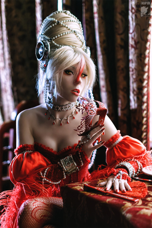 formywin:  (via Eve of Carnival by *Ryoko-demon on deviantART)