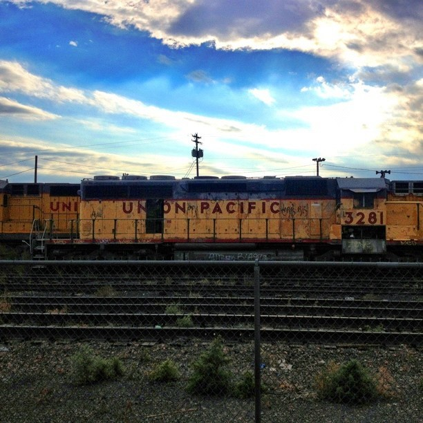 Denver, CO (Taken with Instagram at RTD - 10th and Osage Station)