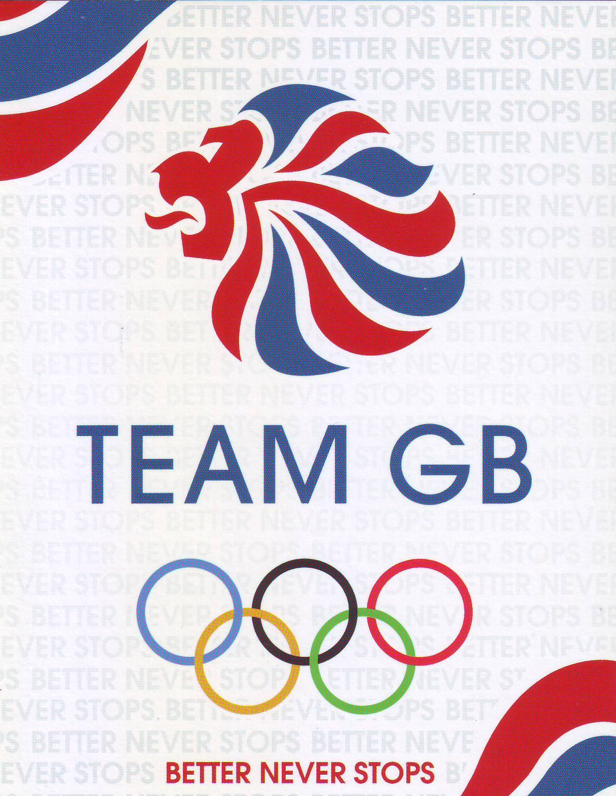London 2012 Olympic Games  Team GB