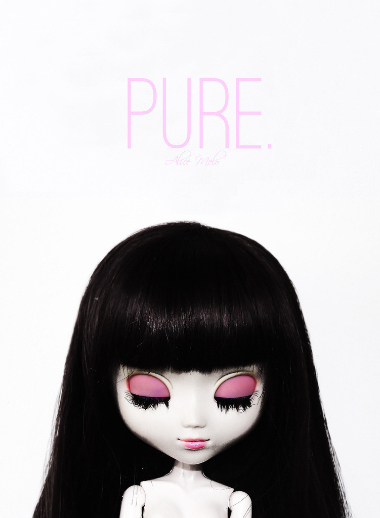 Pure Pink Version By / Av L i c a Pullip