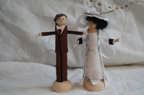 http://www.etsy.com/listing/108882747/downton-abbey-peg-doll-ornaments