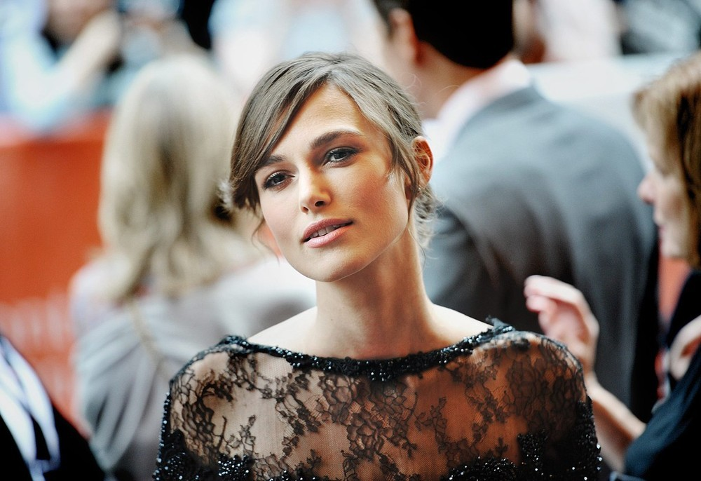 Keira Knightley at the TIFF premiere of Anna Karenina, September 7th