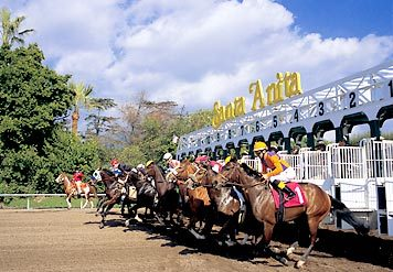 Are you ready for Opening Day at Santa Anita Park, inner jockeys? The season is starting with a bang - Opening Day festivities include a food truck festival, Zenyatta statue unveiling, Doug O'Neill cap giveaway and family-friendly activities!