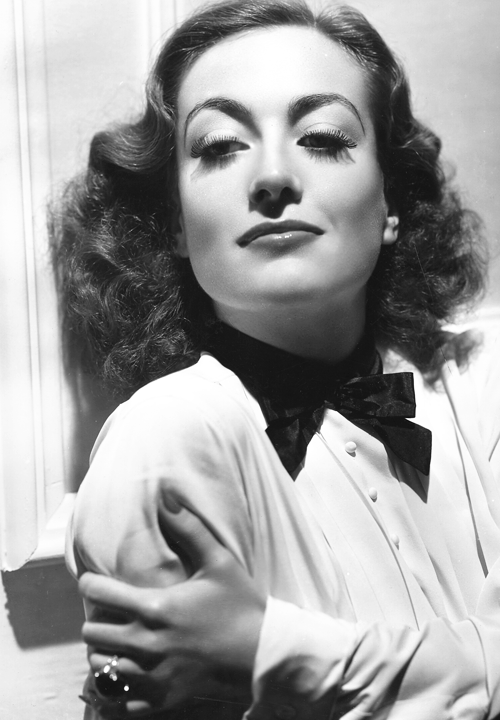 orsons:  Joan Crawford photographed by George Hurrell, 1936