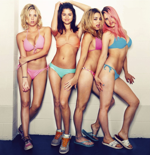 Another write-up from Toronto: 'Spring Breakers' Marks the End of Selena Gomez's Innocent Era