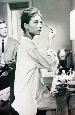 bergdorfprincess:  Audrey Hepburn in Breakfast at Tiffany's